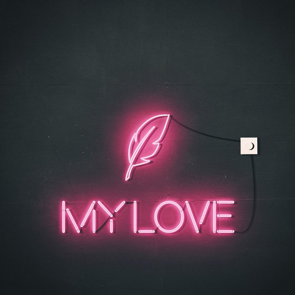 Stig van Eijk - My Love - COVER
